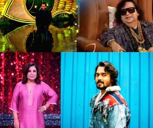 'Bigg Boss 15': Bappi Lahiri, Farah Khan, Bhuvan Bam to appear as special guests