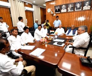 All party meeting ahead of Monsoon Session