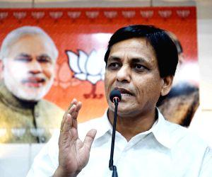 BJP press conference - Nityanand Rai