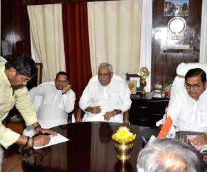 Pashupati Kumar Paras takes oath as MLC
