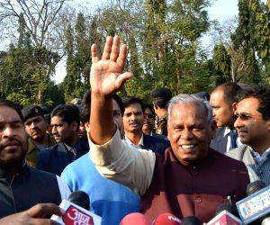 Bihar CM addresses press after meeting Bihar Governor