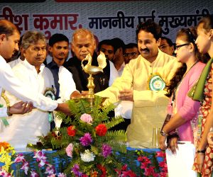 Bihar CM at JD-U students' wing's programme