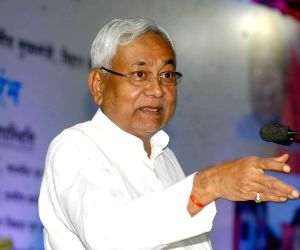 Nitish Kumar launches