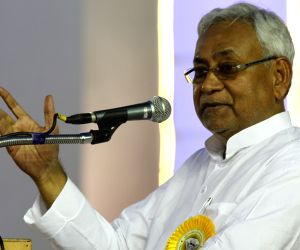 Karunanidhi's birthday celebrations - Nitish Kumar