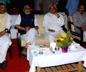 Death anniversary of Veer Kunwar Singh - Nitish Kumar,  Sushil Kumar Modi