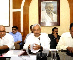 Bihar CM reviews flood preparedness