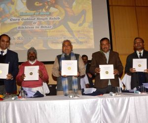Book release - Nitish Kumar