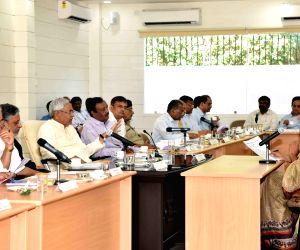 Bihar CM listens to public grievances