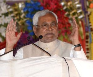 Sena's decision on no-confidence motion internal matter: Nitish