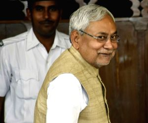 Nitish visits AIIMS for check-up