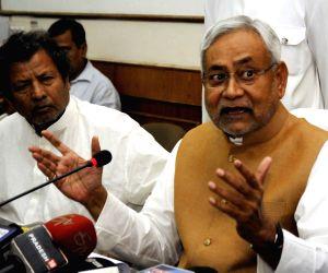 Bihar Chief Minister Nitish Kumar. (File Photo: IANS)