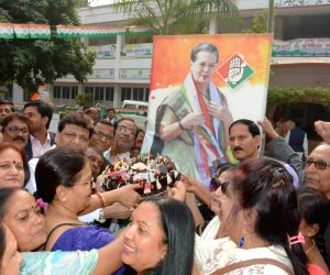 Sonia Gandhi's 70th birthday - Qaukab Qadri