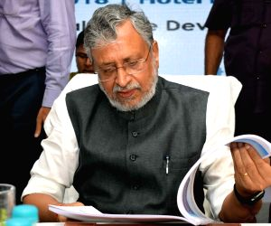 Bihar Dy CM during a programme