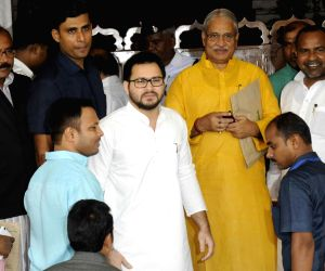 Nitish Kumar at Bihar Assembly
