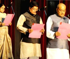 Nitish Kumar inducts 27 ministers, leaves out two NDA parties