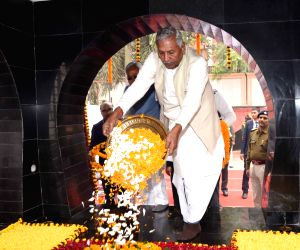 Bihar Governor, CM pay tributes to Mahatma Gandhi on Martyrs Day