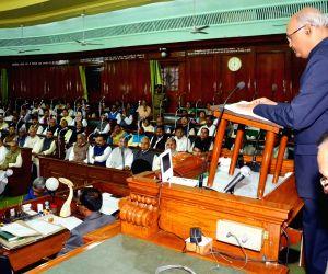 Ram Nath Kovind addresses in Bihar assembly