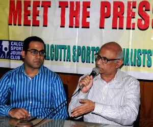 Sourav Kothari - press meet