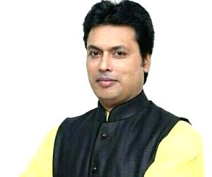 BJP wants more security for Tripura CM