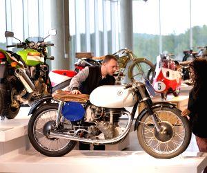 U.S. ALABAMA BIRMINGHAM MOTORCYCLE MUSEUM