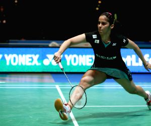 BRITAIN BIRMINGHAM BADMINTON ALL ENGLAND OPEN QUARTERFINALS