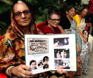 Jayalalithaa's classmates during her condolence meet