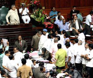 BJP, JD(s) demand KJ George's resignation