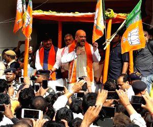 Amit Shah visits Kotiyajote
