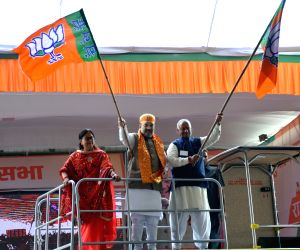BJP submits affidavit in HC on expenses made during Gaurav Yatra