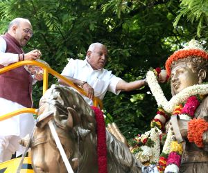 Lord Basaveshwara's birth anniversary - Amit Shah pays tributes