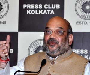 Shah to meet intellectuals, kin of killed activists in Bengal