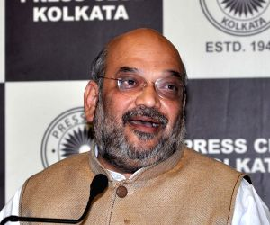 BJP replaced politics of appeasement with development: Amit Shah