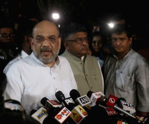 Vajpayee guided BJP from 'seeding' to shaping it a 'banyan tree': Amit Shah
