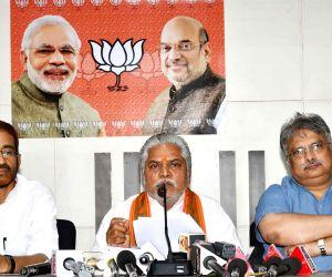Prem Kumar's press conference,