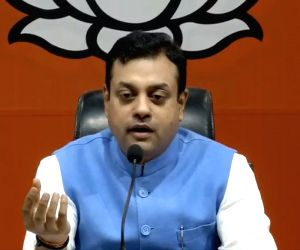Sambit Patra's press conference