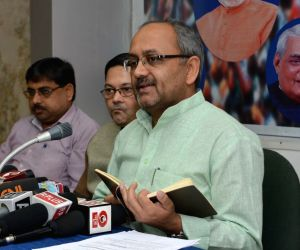 BJP - press conference
