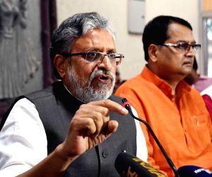 BJP press conference