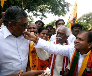 N. Chandrababu Naidu's Birthday