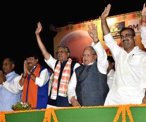 BJP celebrates two years of Modi government
