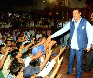 Shatrughan Sinha during a seminar