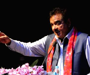 Meeting of the Rashtra Manch - Shatrughan Sinha