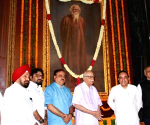 Ravindra Jayanti celebrations at Parliament