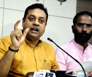 Sambit Patra's press conference