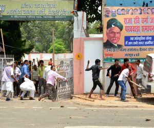 RJD-BJP clash
