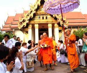 Bodh Gaya: 11th International Tipitaka Chanting Ceremony