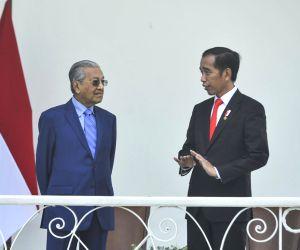 INDONESIA BOGOR MALAYSIA PM VISIT