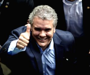 Ivan Duque to be next President of Colombia