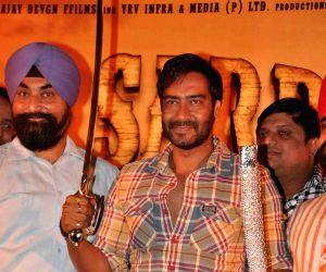 Film Son of Sardar press meet