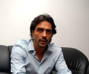 Bollywood actor Arjun Rampal at MAMI Film Festival.