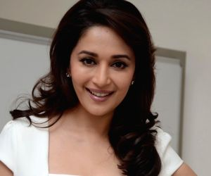 Madhuri's Marathi project gets release date